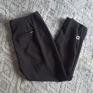 White House Black Market black trousers size 4 EUC